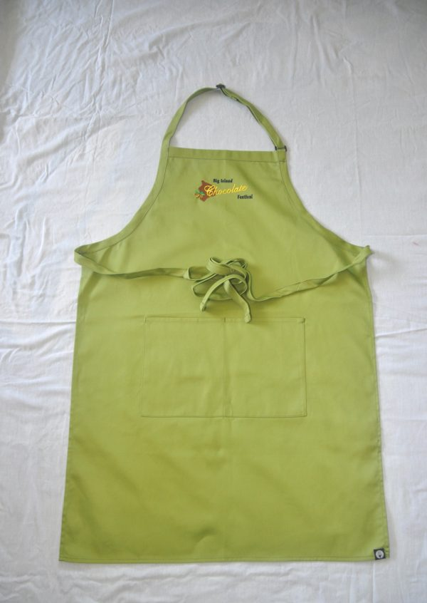 Big Island Chocolate Festival Green Apron_2