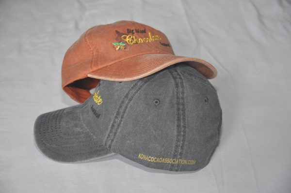 Kona Cacao Association Hat