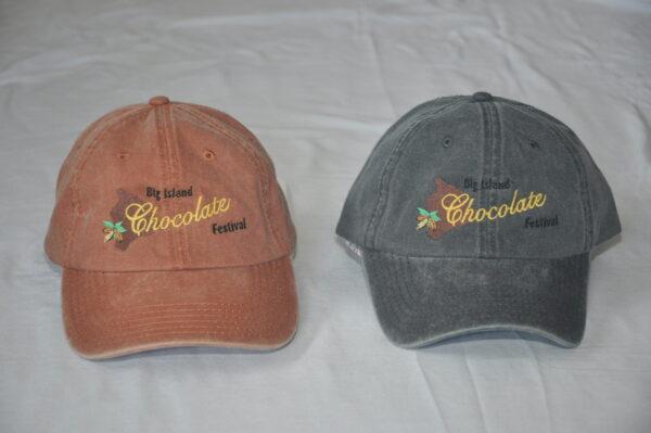 Big Island Chocolate Festival Hats