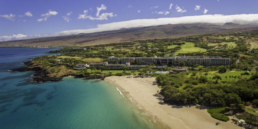 New Westin Hapuna Beach Resort Features Multi Million Dollar